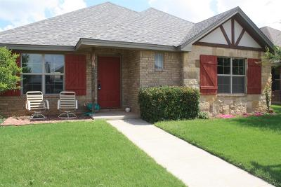 Lubbock Rental For Rent: 2622 112th Street