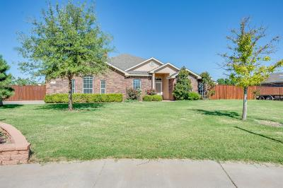 Lubbock TX Single Family Home For Sale: $275,000