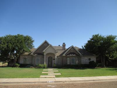 Wolfforth Single Family Home Under Contract: 1208 N 15th Street