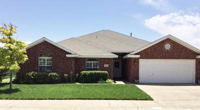 Wolfforth Single Family Home Under Contract: 313 Longhorn Street