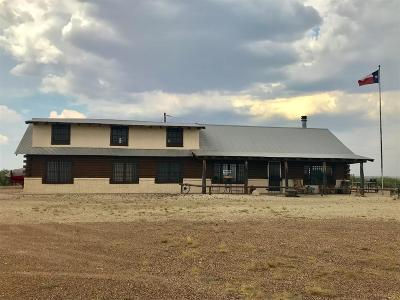 Justiceburg TX Farm & Ranch For Sale: $595,000