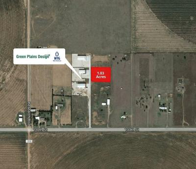 Lubbock Commercial Lots & Land For Sale: 9316 Farm Road 1585