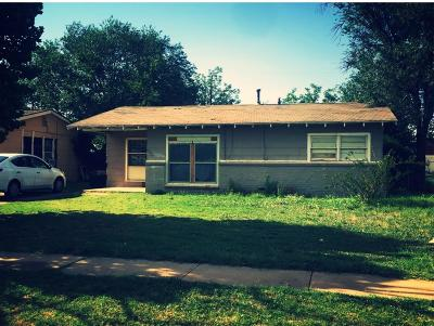 Single Family Home For Sale: 402 39th Street