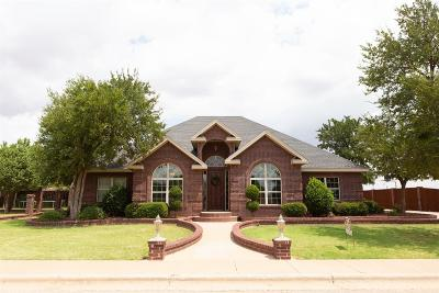 Slaton TX Single Family Home Under Contract: $238,000