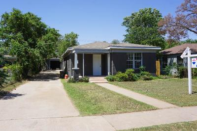 Single Family Home For Sale: 2118 22nd Street