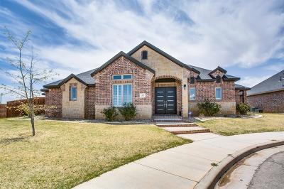 Lubbock Single Family Home For Sale: 4401 102nd Street