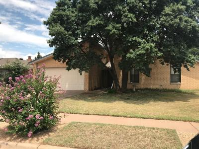 Single Family Home For Sale: 5414 91st Street