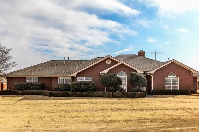Lubbock Single Family Home For Sale: 112 N Quincy Avenue