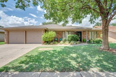 Single Family Home Under Contract: 5606 72nd Street