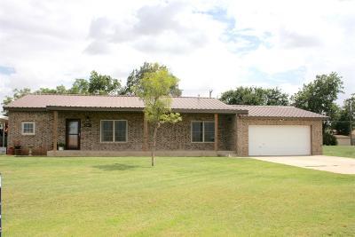 Tahoka Single Family Home Under Contract: 2411 N 5th Street