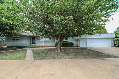 Abernathy Single Family Home For Sale: 303 S Ave D