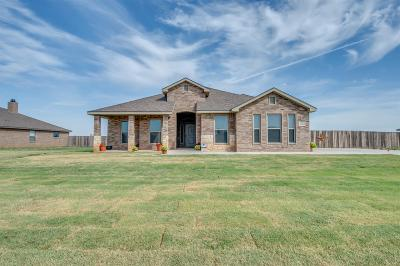 Lubbock Single Family Home For Sale: 3008 128th Street