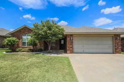 Single Family Home For Sale: 5504 105th Street