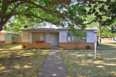 Lubbock Rental For Rent: 4213 43rd Street