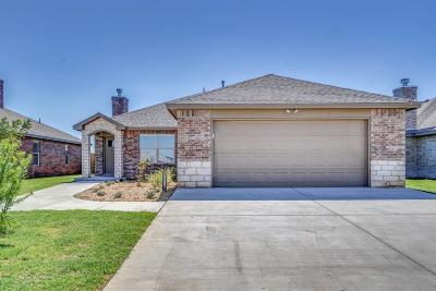 Lubbock Single Family Home For Sale: 6957 22nd Street