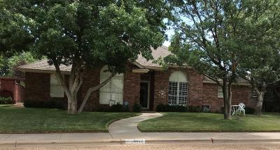 Single Family Home Under Contract: 6022 75th Street