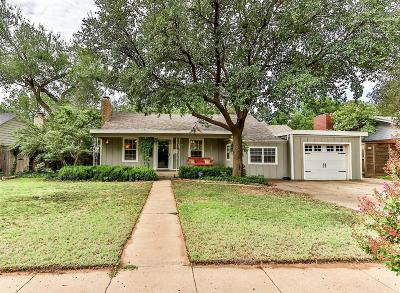 Single Family Home Under Contract: 3303 22nd Street