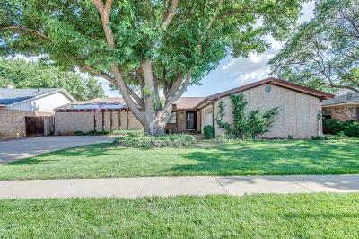 Single Family Home For Sale: 3413 75th Street