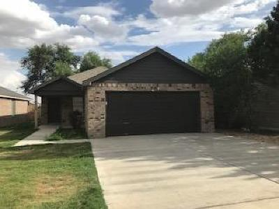 Single Family Home For Sale: 6419 24th Street