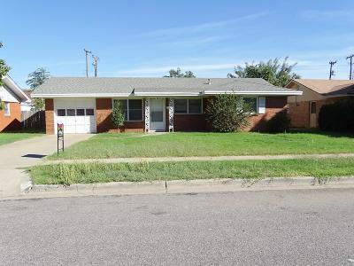 Lubbock Rental For Rent: 4924 6th