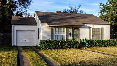 Lubbock Rental For Rent: 3018 33rd Street