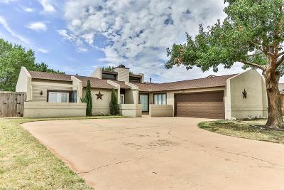 Lubbock Single Family Home For Sale: 5917 Duke Street