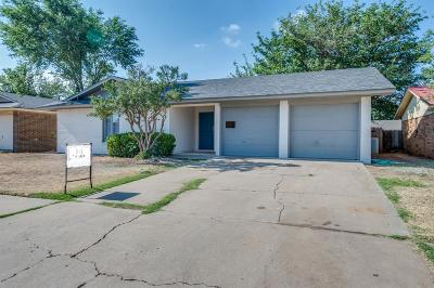 Single Family Home Under Contract: 5509 2nd Street