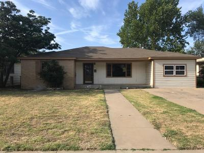 Single Family Home For Sale: 5017 41st
