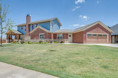 Lubbock TX Single Family Home For Sale: $276,900