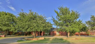 Lubbock TX Single Family Home For Sale: $480,000