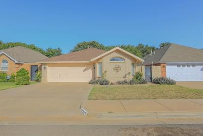 Lubbock Garden Home Under Contract: 5926 2nd Street