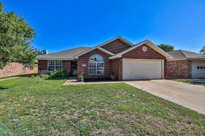 Lubbock Single Family Home For Sale: 5310 68th Street