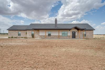Lubbock Single Family Home For Sale: 9122 County Road 6520