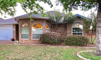 Lubbock Single Family Home For Sale: 5802 92nd Street