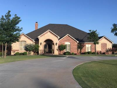 Lubbock TX Single Family Home Under Contract: $669,000