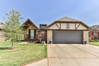 Lubbock Single Family Home For Sale: 2314 102nd Street