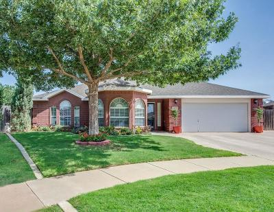 Lubbock Single Family Home For Sale: 6812 87th Street