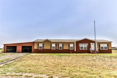 Lubbock Single Family Home For Sale: 2401 County Road 7830
