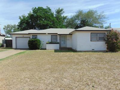 Lubbock TX Rental For Rent: $825