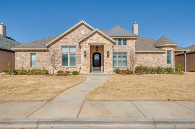 Lubbock Single Family Home For Sale: 3920 138th Street
