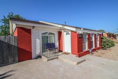 Lubbock Single Family Home For Sale: 4607 Kemper Street