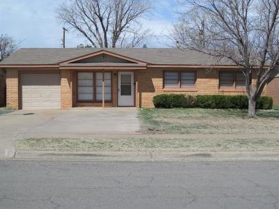 Lubbock Single Family Home For Sale: 5006 43rd Street