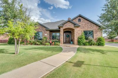 Lubbock Single Family Home For Sale: 6317 77th Street
