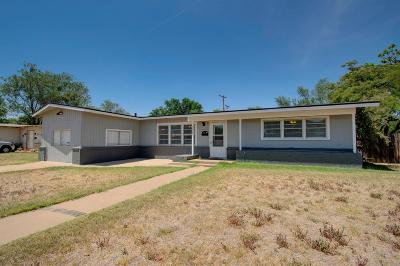 Lubbock Single Family Home For Sale: 4210 38th Street