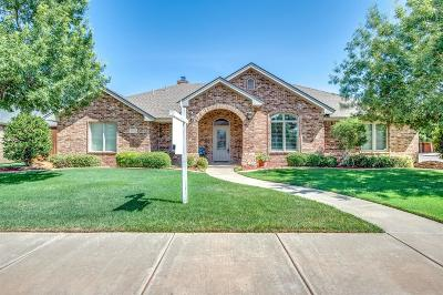 Lubbock Single Family Home For Sale: 3913 101st Street