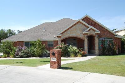 Lubbock TX Single Family Home For Sale: $420,000