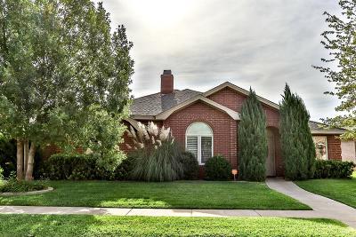 Lubbock Single Family Home For Sale: 10613 Quinton Avenue