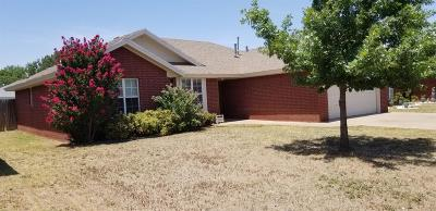 Lubbock Single Family Home For Sale: 906 Justice Avenue