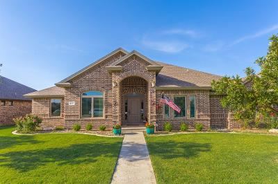 Lubbock Single Family Home For Sale: 4111 123rd