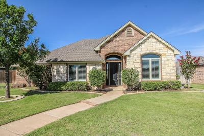 Lubbock Single Family Home For Sale: 4715 106th